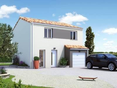Maison neuve, 93 m² - Pessac (33600)
