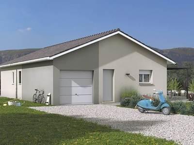 Maison neuve, 110 m² - Lyon 3ème (69003)