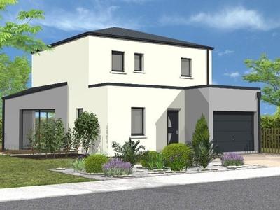 Maison neuve, 113 m² - Lairoux (85400)